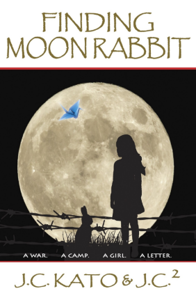 Finding Moon Rabbit Cover webpage